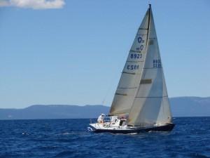 O30 Hull 052 Blue Star